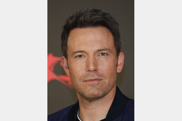 Ben Affleck sans barbe
