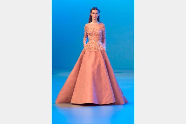 Défilé Elie Saab haute couture