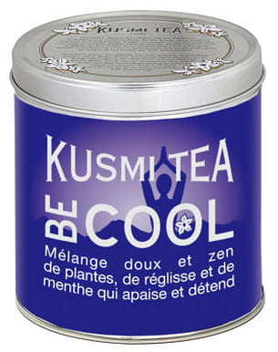 infusion be cool de kusmi tea