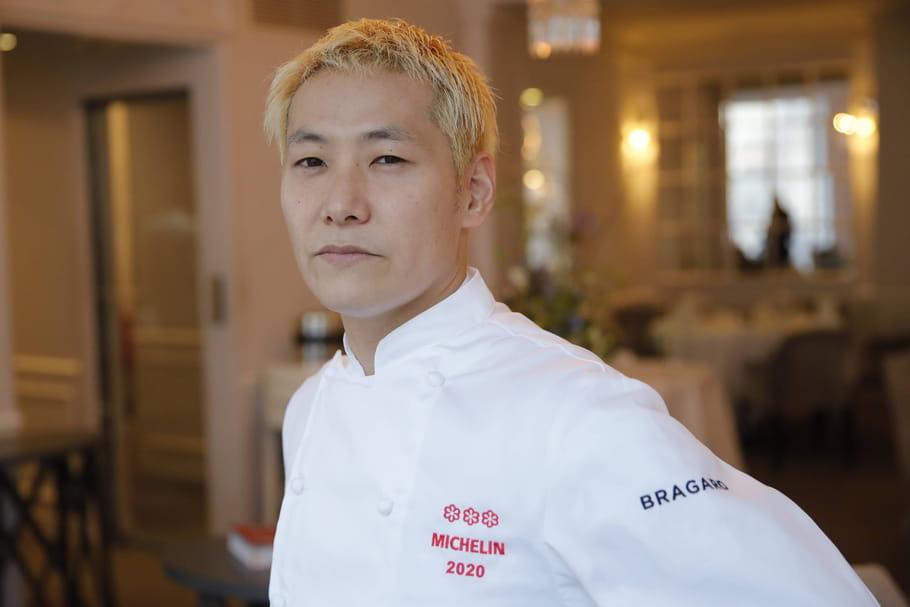 Kei Kobayashi, le K unique de la gastronomie française