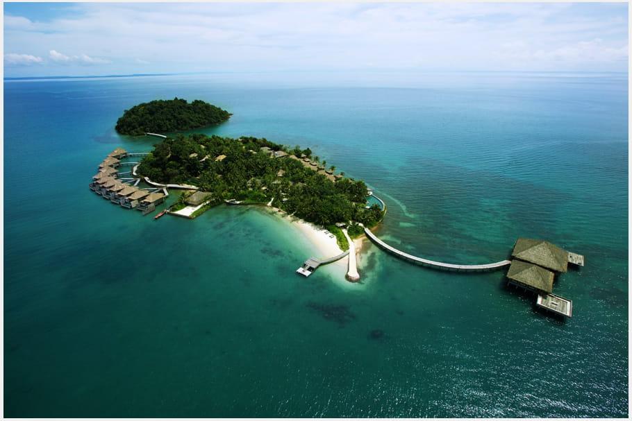 Le Song Saa Private Island à Koh Kong au Cambodge