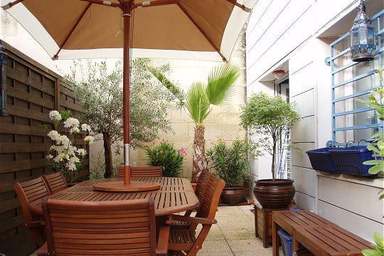 Ambiance exotique pour cette terrasse urbaine - Deco design jardin terrasse ...