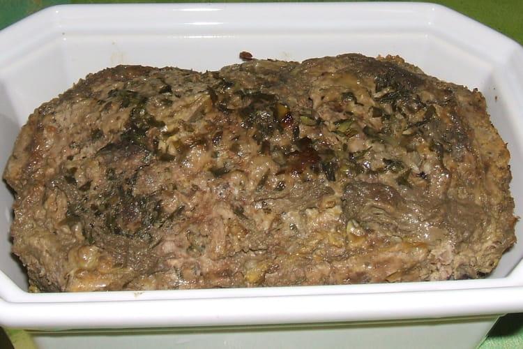 Paté de canard aux pistaches