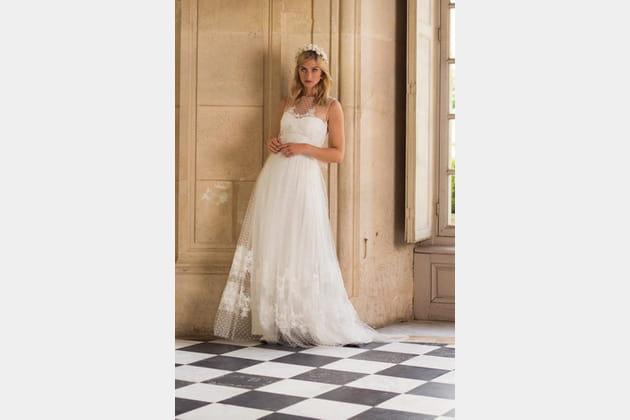 Robe de mariée Selena, Marie Laporte 2020