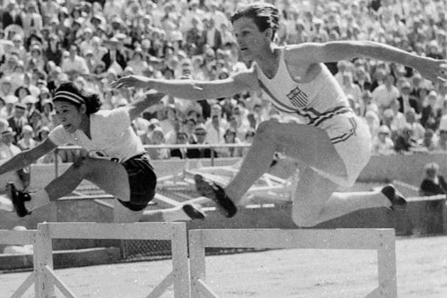 Athlétisme : Mildred Didrikson