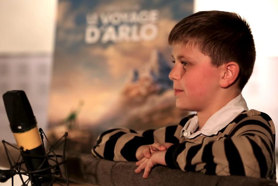 Le Voyage d'Arlo : Jean-Baptiste mène la barre