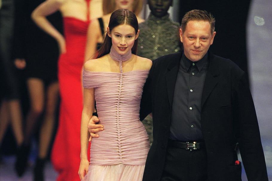 Mort d'Hervé Léger, créateur de la robe bandage