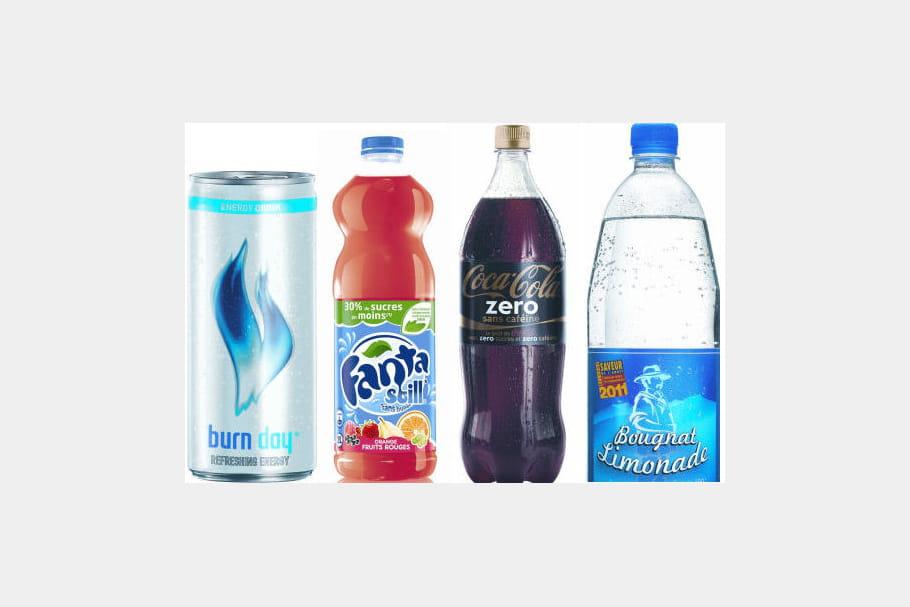 Boissons sans alcool-Saveurs de l'Année 2011