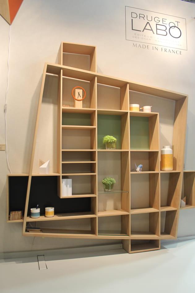 biblioth que d structur e de drugeot labo. Black Bedroom Furniture Sets. Home Design Ideas