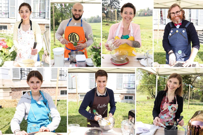 Les candidats du Meilleur Pâtissier: portraits, parcours et Instagram