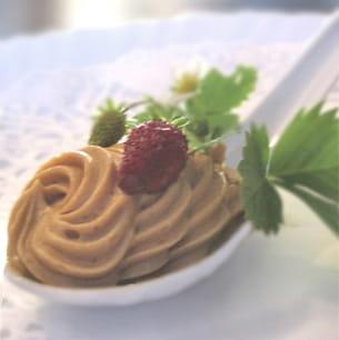 chantilly de caramel au beurre salé