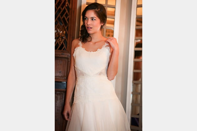Robe de mariée Honorine