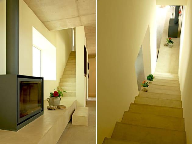 Jeux d'escaliers