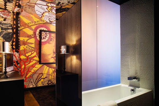 Salle de bains Quai d'Orsay Soleil
