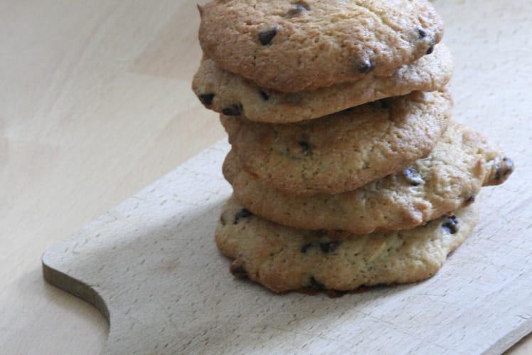 Cookies Choco Amandes