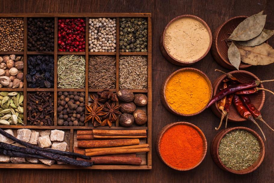 Quels sont les bienfaits santédes épices?