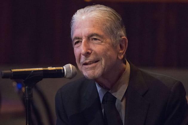 """An evening with Leonard Cohen"", septembre 2014"
