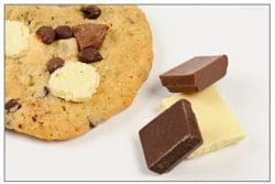 cookie 3 chocolats 250