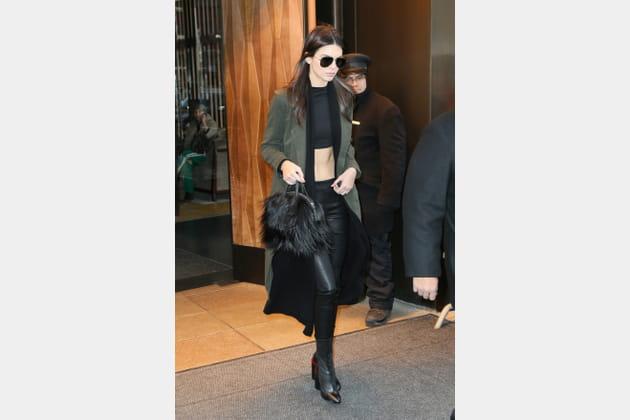 "Kendal Jenner et son ""Antigonia"" de Givenchy"