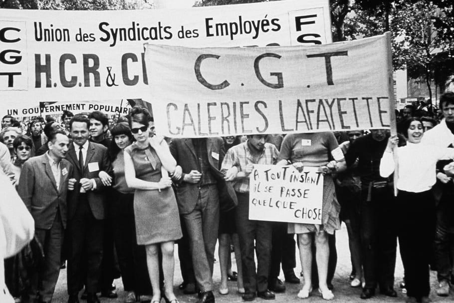 Mai 68: ce qui a changé pour les Français en 50ans