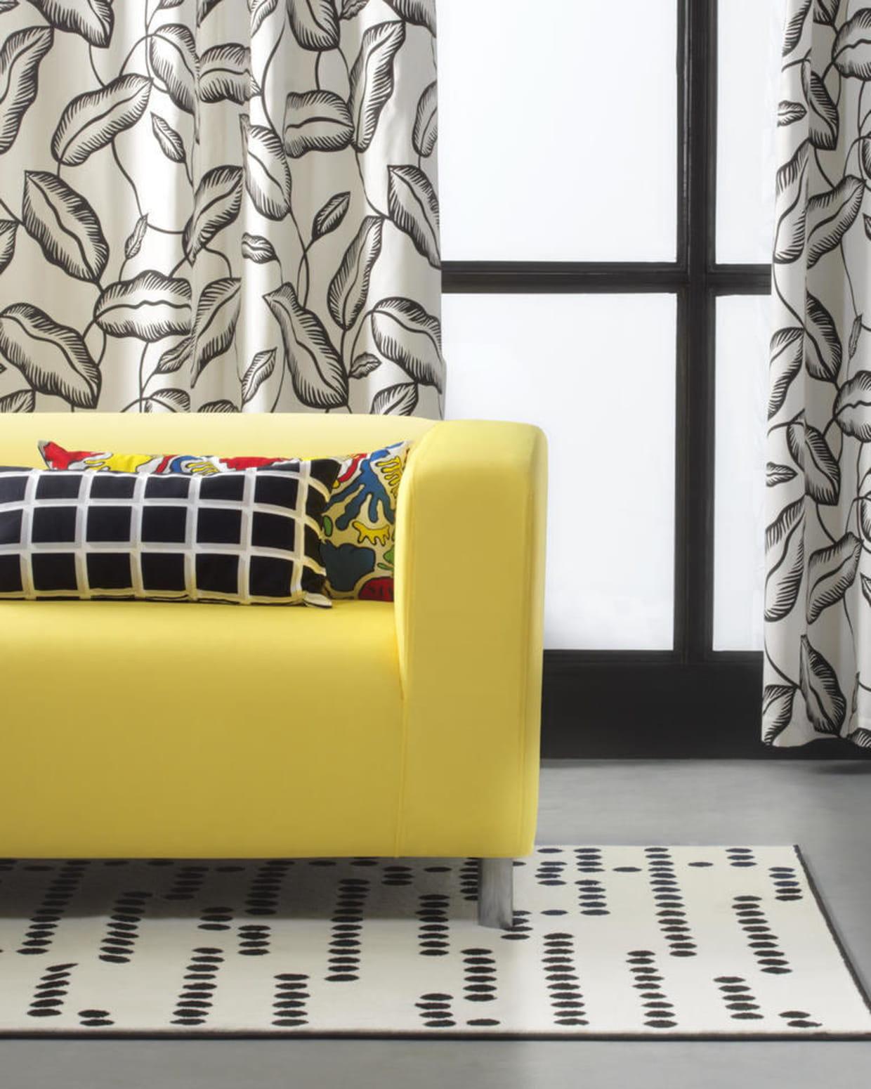 Rideau Gris Perle Ikea 10 rideaux ikea qui cultivent leur côté déco
