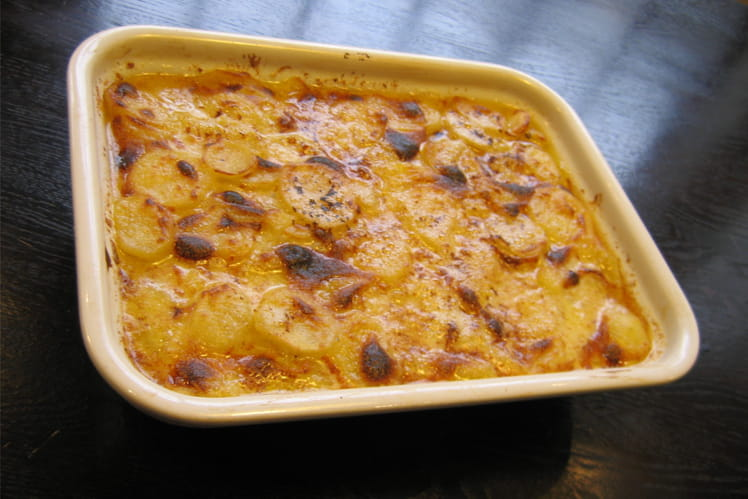 Gratin dauphinois authentique