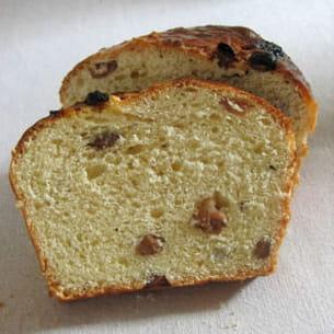 cramique aux raisins (à la machine à pain)