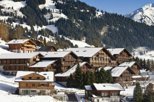 Hôtel**** Steigenberger Alpenhotel and Spa