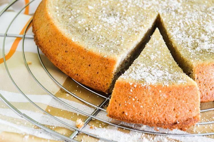 Gâteau aux noisettes Le Creusois