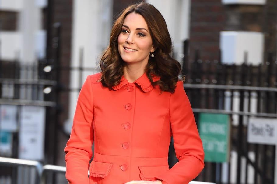 Kate Middleton serait-elle enceinte de jumelles?
