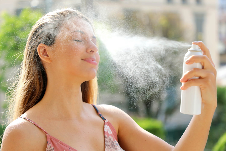 5gestes beauté pour lutter contre la chaleur
