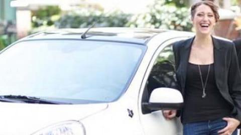Club VIP Nissan Micra Lolita Lempicka