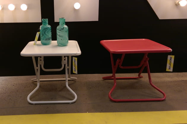 Tables pliantes IKEA PS 2017