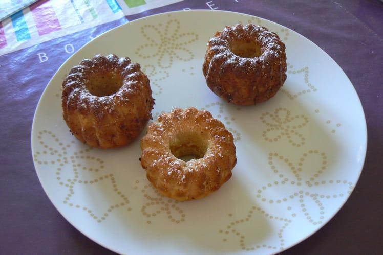 Gâteau ciambella à la ricotta