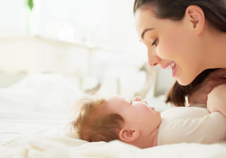 Faites attention aux contacts avec bébé en cas d'herpès