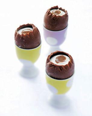 œufs glacés picard