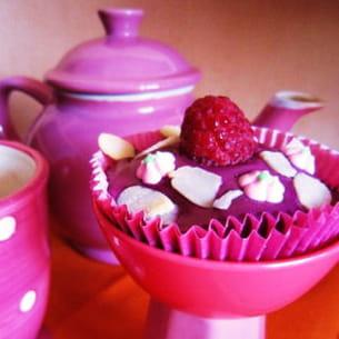 cupcakes choco-framboise