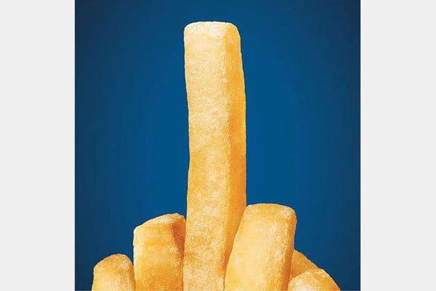 Cette publicité pour Burger King a été largement reprise sur les réseaux sociaux