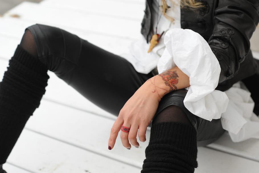 Quel tatouage pour mon poignet?