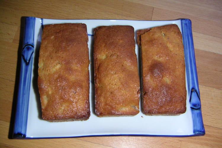Petits cakes aux épices et au gingembre