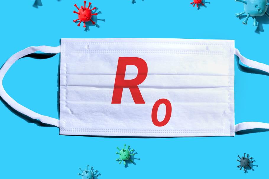 R0et coronavirus: régions en alerte, carte, comment est-il calculé?