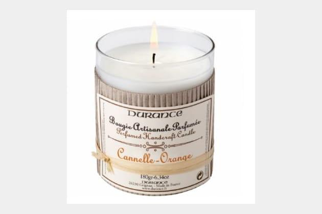 Bougie Cannelle-Orange par Durance