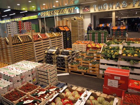 Des fruits et légumes venus d'ailleurs