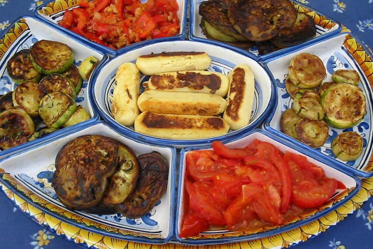 Légumes à la provençale
