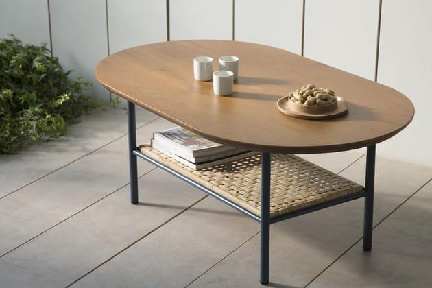 Une table basse vintage