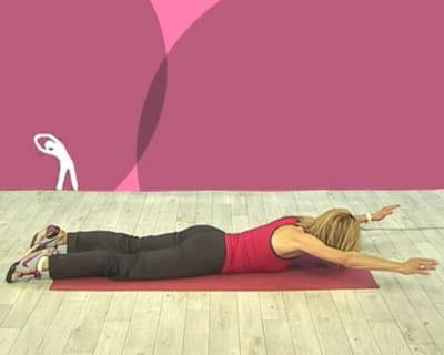exercice 1 : les bras statiques