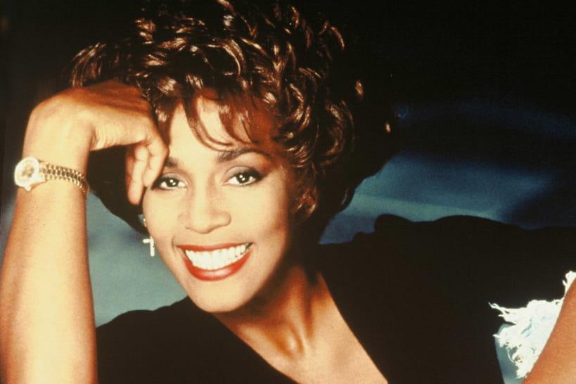 Whitney Houston : les images de sa vie