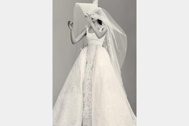 Une robe de mariée de princesse