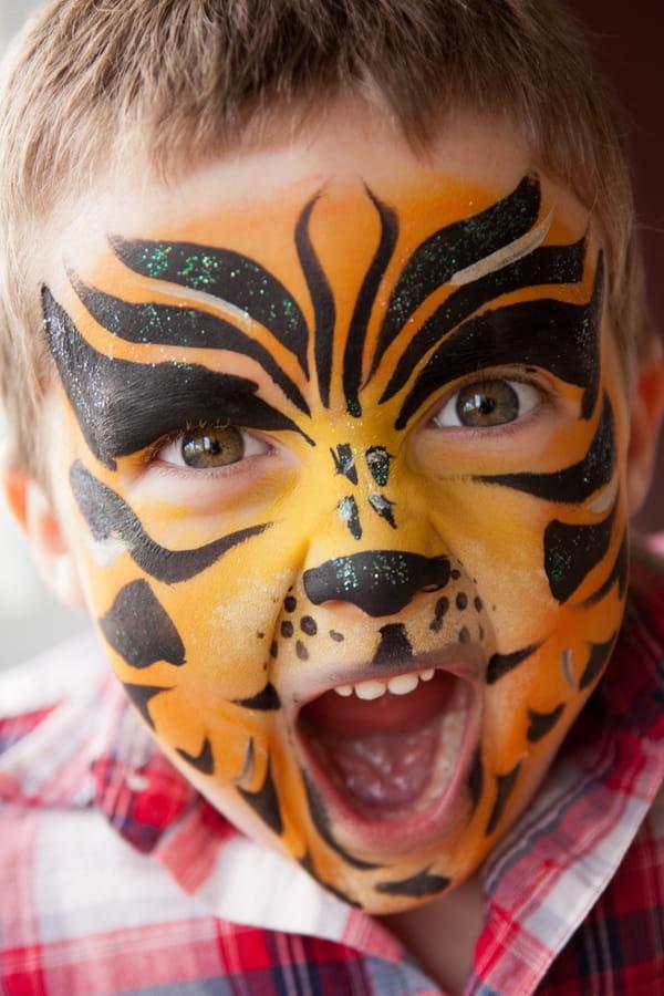 maquillage-tigre-mardi-gras