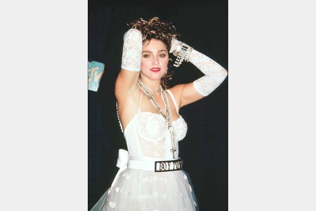 Madonna le 8novembre 2001